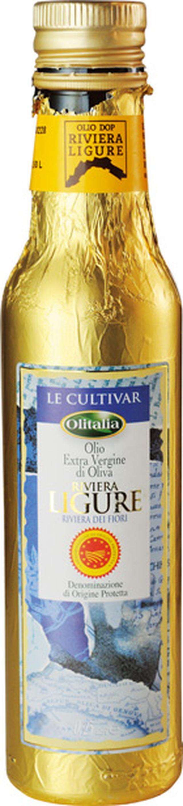 画像: イタリア・オリタリア社のエキストラバージンオリーブオイルが、風味がよく、お気に入り