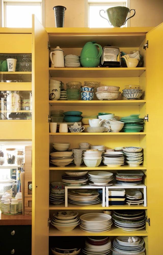 画像: 私の台所道具