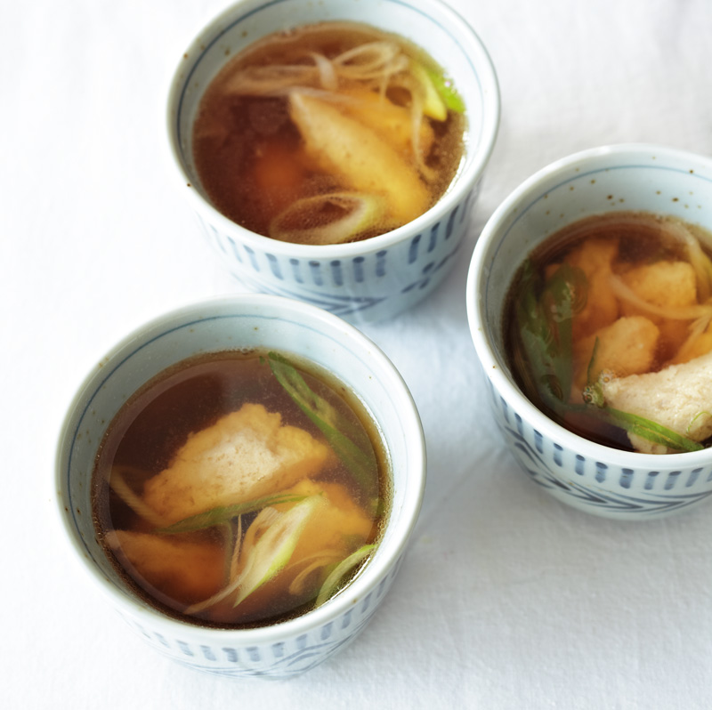 画像: 魚のつみれ汁
