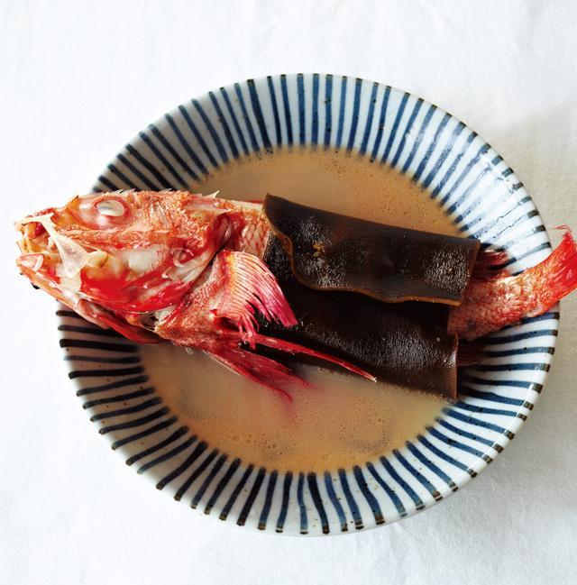 画像: きんきの湯煮