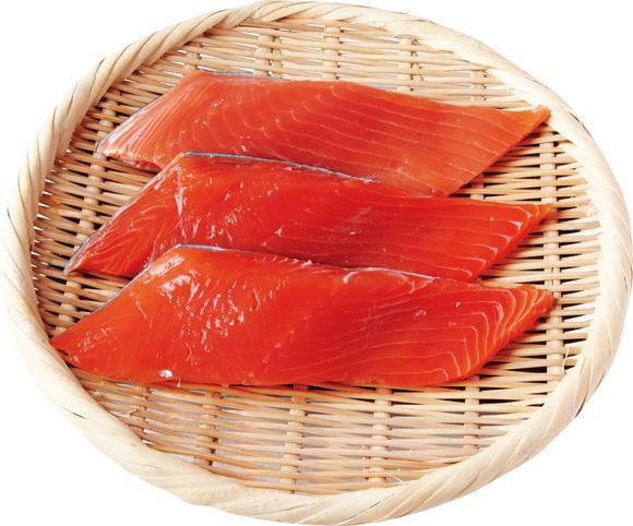 画像: 鮭 旬 9〜11月
