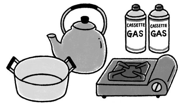 画像: 被災時に役立つ3つの料理道具