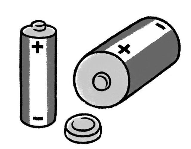 画像: 電池