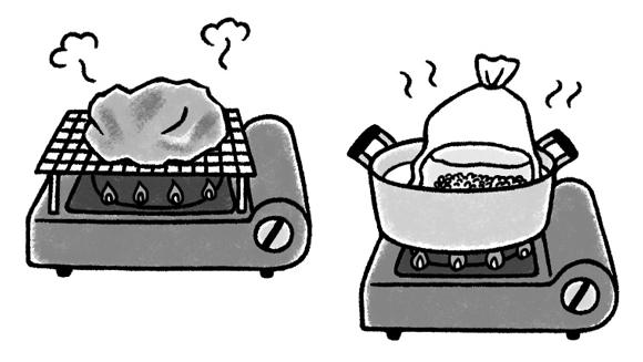 画像: 「米」と「パン」のおいしい調理アイデア