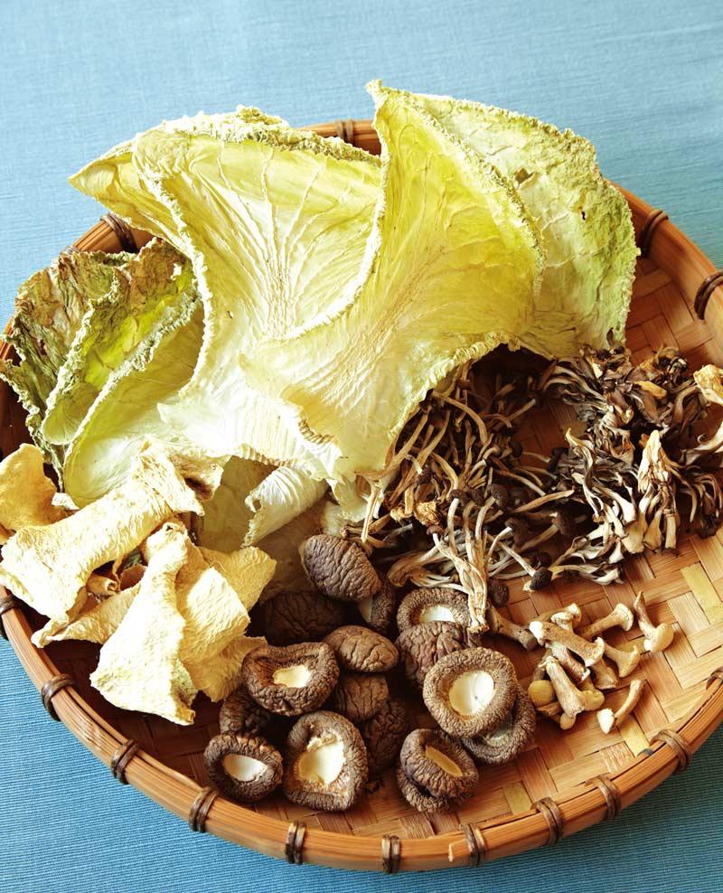 画像: 干し野菜