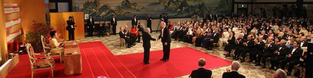 画像: 高松宮殿下記念世界文化賞