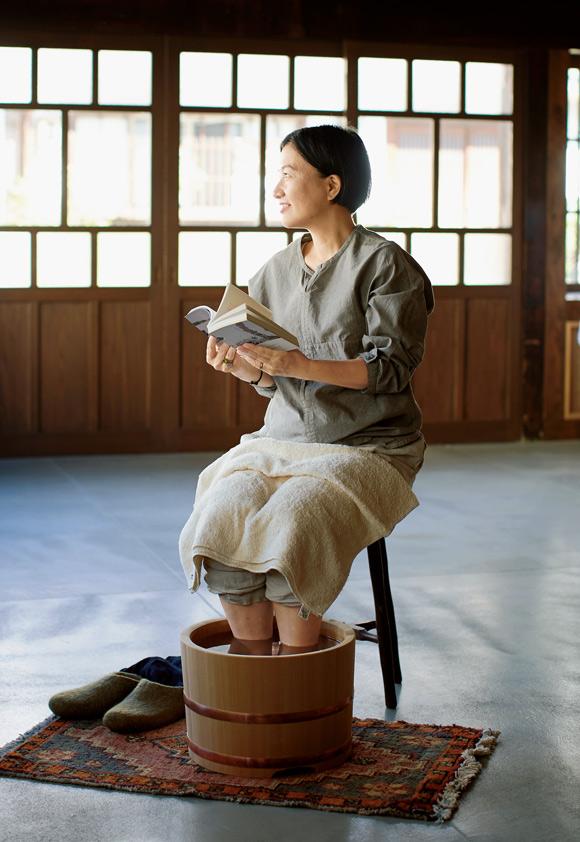 画像: 服部みれいさん 私を支える、基本の冷えとり