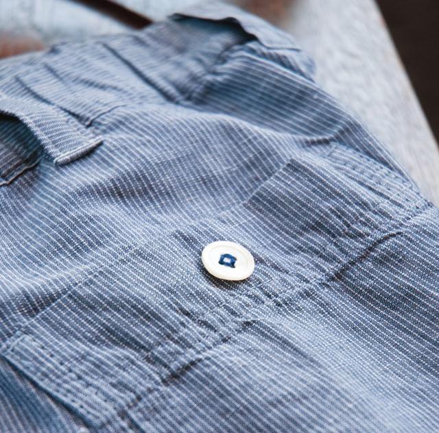 画像: ボタンは付け替える