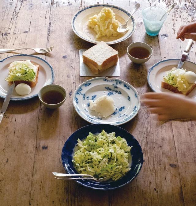 画像1: 巻頭料理 細川亜衣さんの「秋冬野菜を閉じ込める料理」