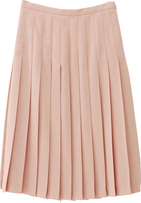 画像1: やっぱり大好き、プリーツスカート