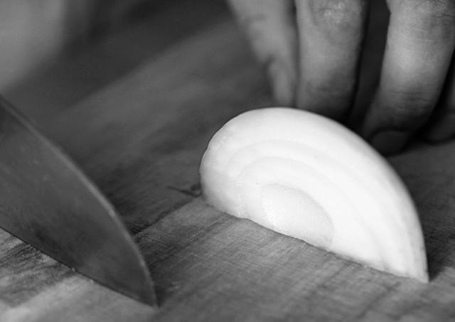 画像6: 玉ねぎの薄切り