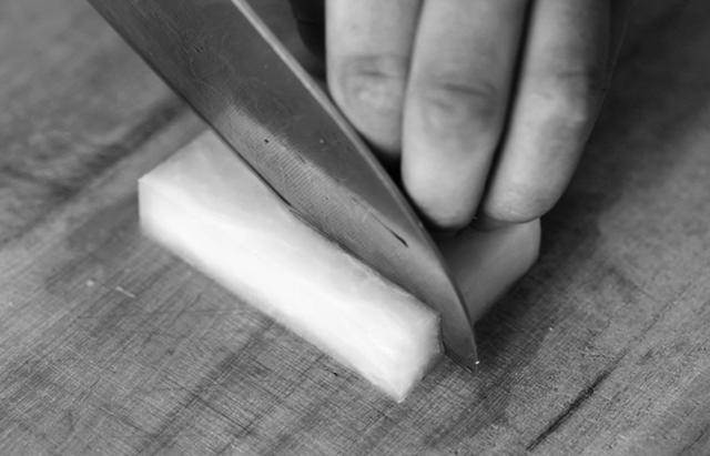 画像5: 大根の短冊切り/拍子木切り