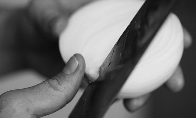 画像4: 玉ねぎの薄切り