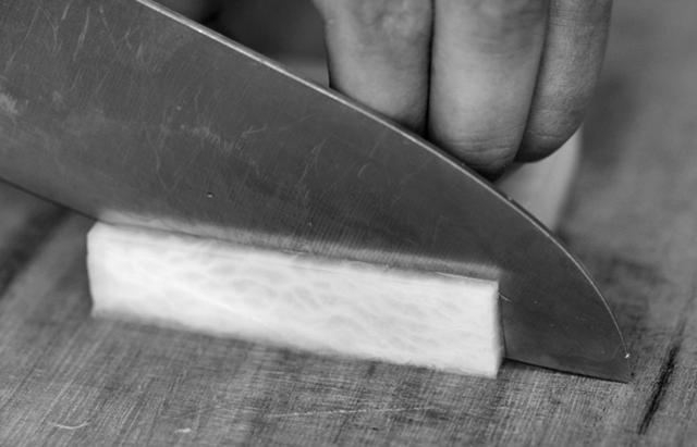 画像4: 大根の短冊切り/拍子木切り