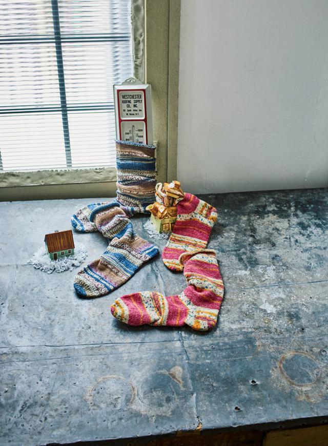 画像: 梅村マルティナさんの 魔法の毛糸でクリスマス