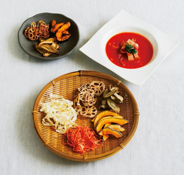 画像2: 保存食と展開料理