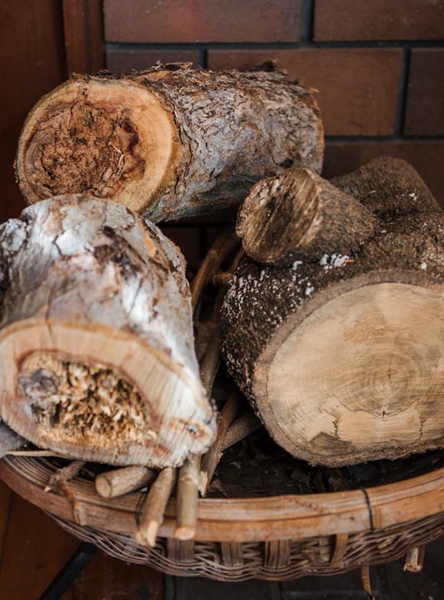 画像: 薪ストーブの愉しみ|横山タカ子 信州四季暮らし