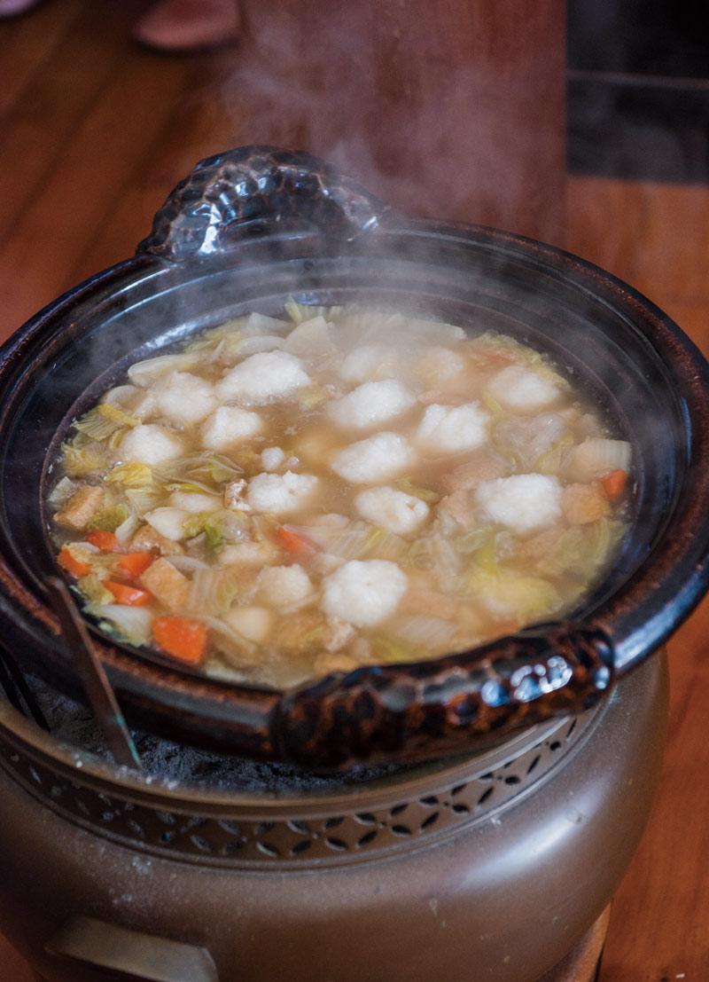 画像: 信州の郷土鍋 おからこ鍋
