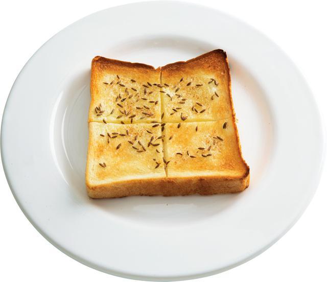 画像: スパイスバタートースト