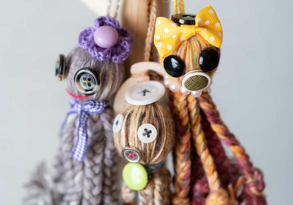 画像3: 毛糸を通じて世界にしあわせを。マルティナさんの活動もたっぷり紹介