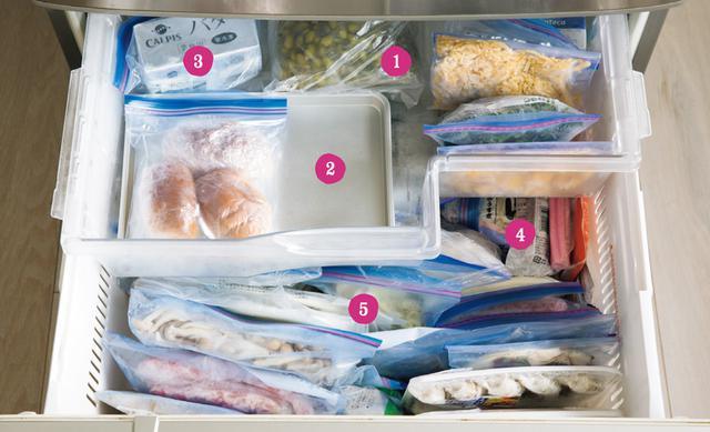 画像: 収納性を高めたいからスリムに冷凍
