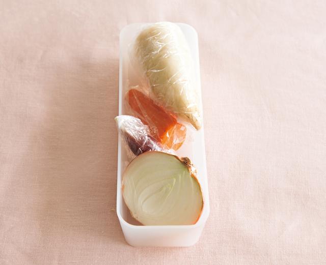 画像: 早く食べきりたい野菜