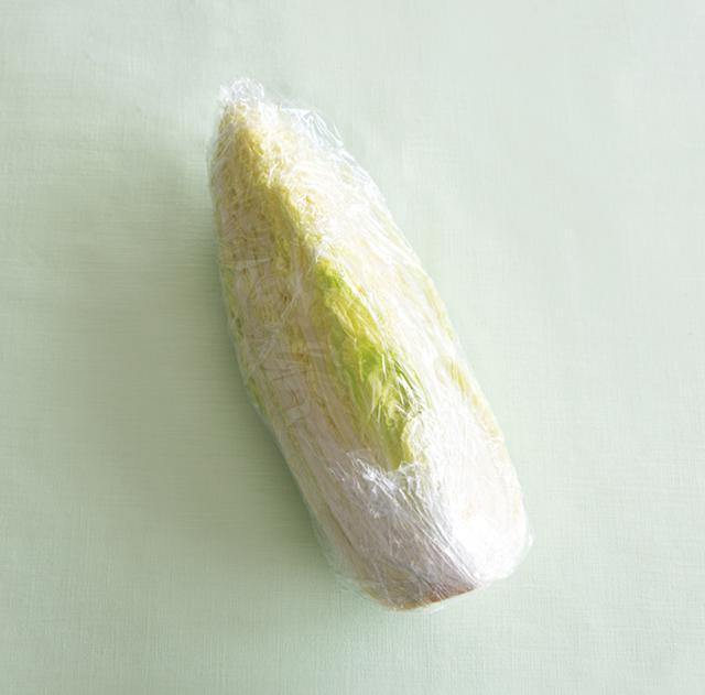 画像: 切った野菜