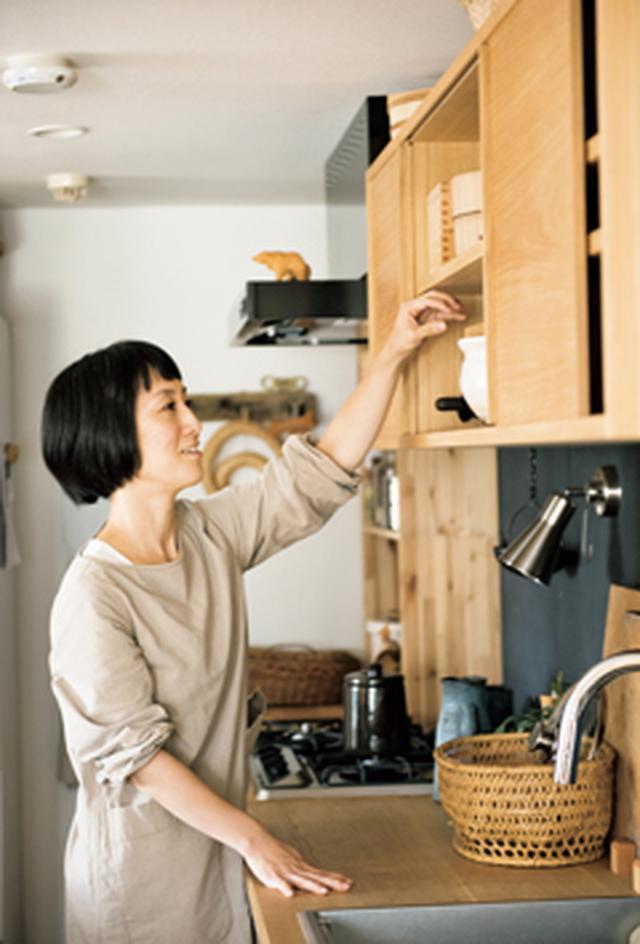 画像: 小池さんの台所道具