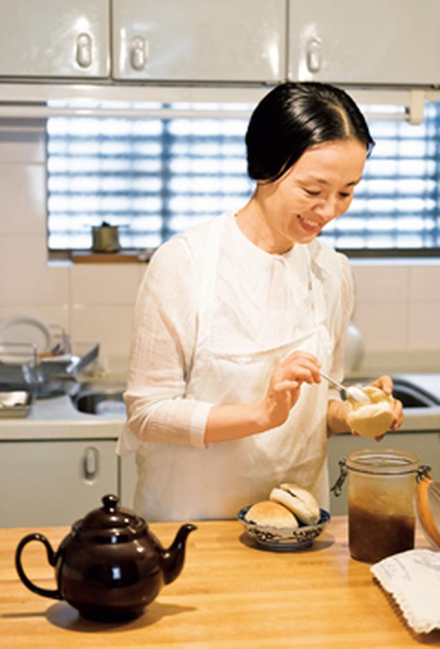 画像: 山下さんの台所道具