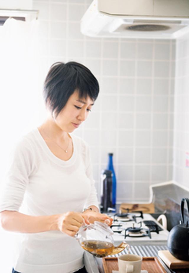 画像: 廣田さんの台所道具