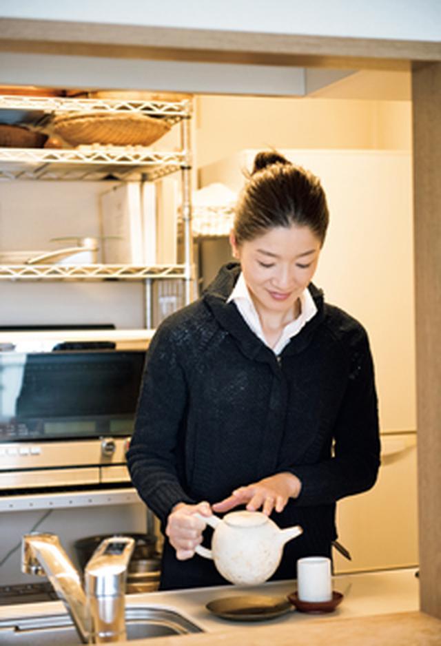 画像: 牧田さんの台所道具