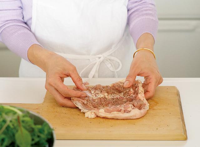 画像: 無香料で肉や魚の調理中にも使える