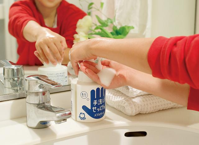 画像: 子どもでも使いやすく、洗い上がりもしっとり