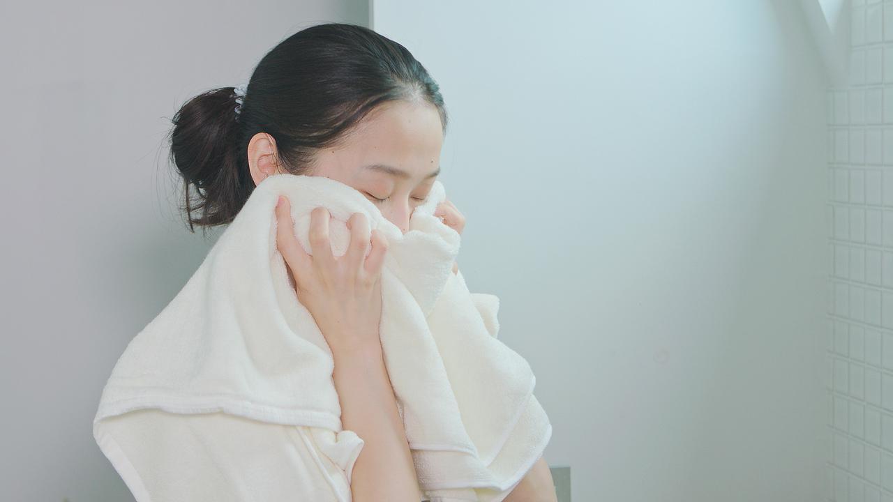 画像1: ふんわり柔らかでしっかり吸水、心地よさ満点のバスタオル