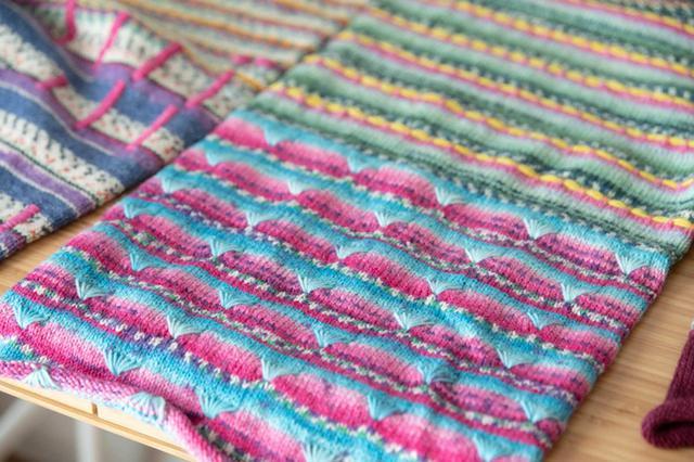 画像2: シンプルだけれど楽しみ方は無限大。 「レリーフ編み」ってどんなもの?