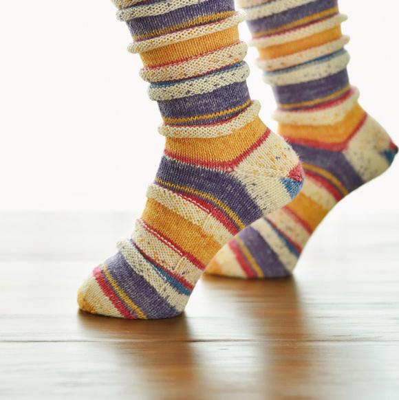 画像1: シンプルだけれど楽しみ方は無限大。 「レリーフ編み」ってどんなもの?
