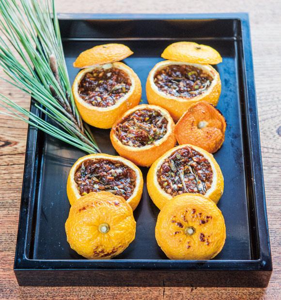 画像: 柚子がま 長野の郷土料理