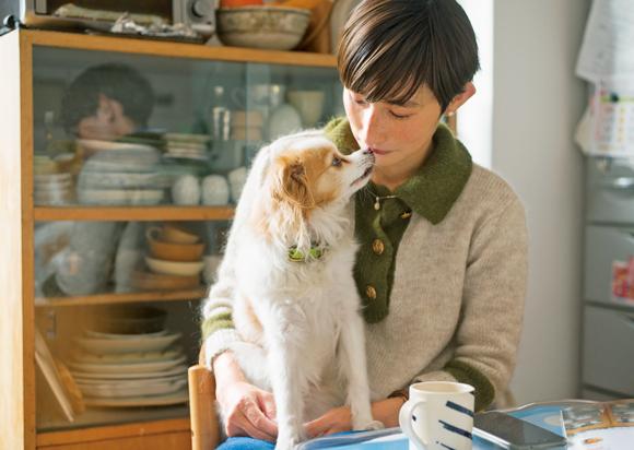 画像: 保護犬と楽しむ暮らし