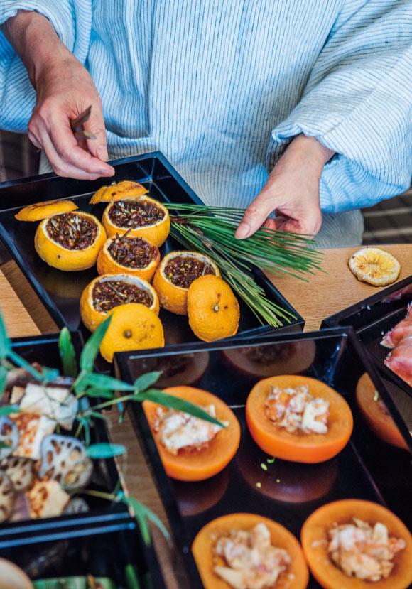 画像: おせち料理|横山タカ子 信州四季暮らし