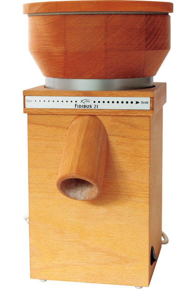 画像: Fidibus21の製粉機