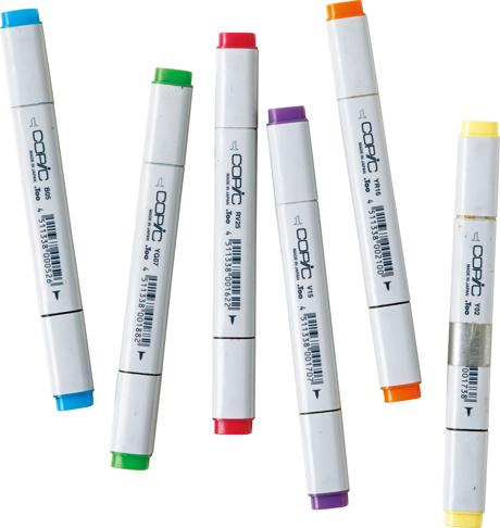 画像: モチベーションUPの鍵は色づかい 仕事で使っているカラフルサインペンを駆使して、ノートはにぎやかに。つけることが「楽しい」と思えるノートが、持続のポイント