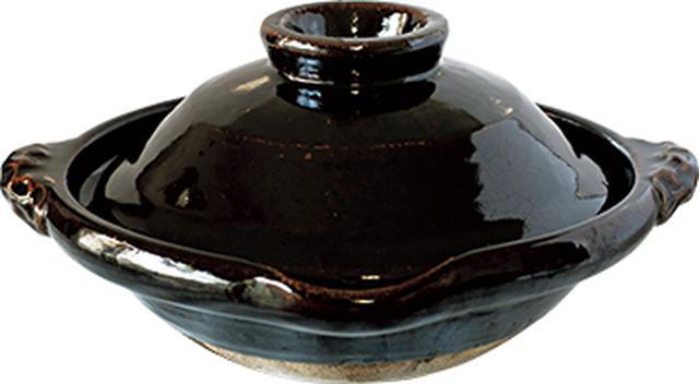 画像: 土楽の土鍋は強火もOK