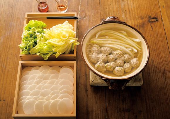 画像: とり団子鍋