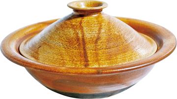 画像: やまほん陶房の山本忠正さん作