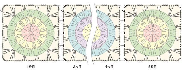 画像: 接ぎ方図