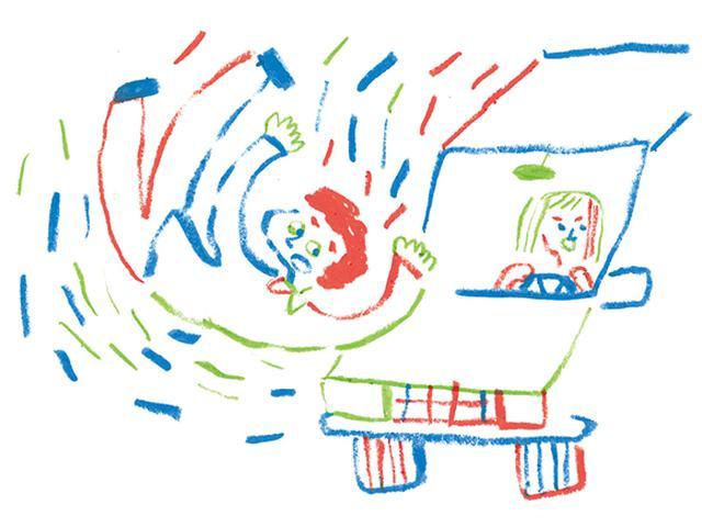 画像: イタリアで救急車|阿部絢子の七転び八起き