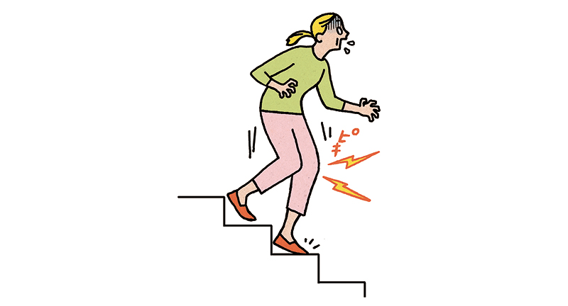 画像: 多くの「ひざ痛」の原因は老化から