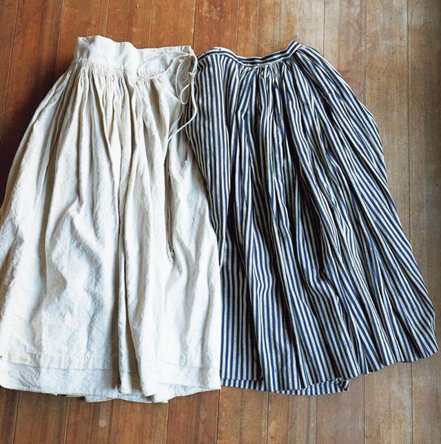 画像: アンティークの服は現代にはない風合いが魅力