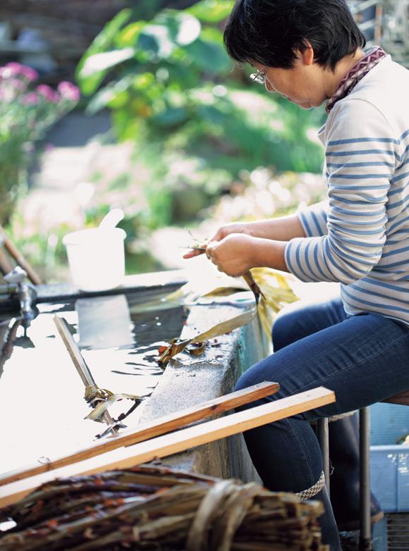 画像: 誠実な仕事から生まれる手漉き和紙の美しさ