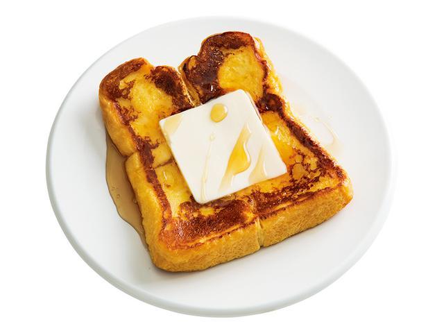 画像: 4枚切り食パンで 基本のフレンチトースト